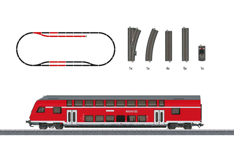 Märklin 78479 Ergänzungs-Set Regional Express ++ NEU in OVP